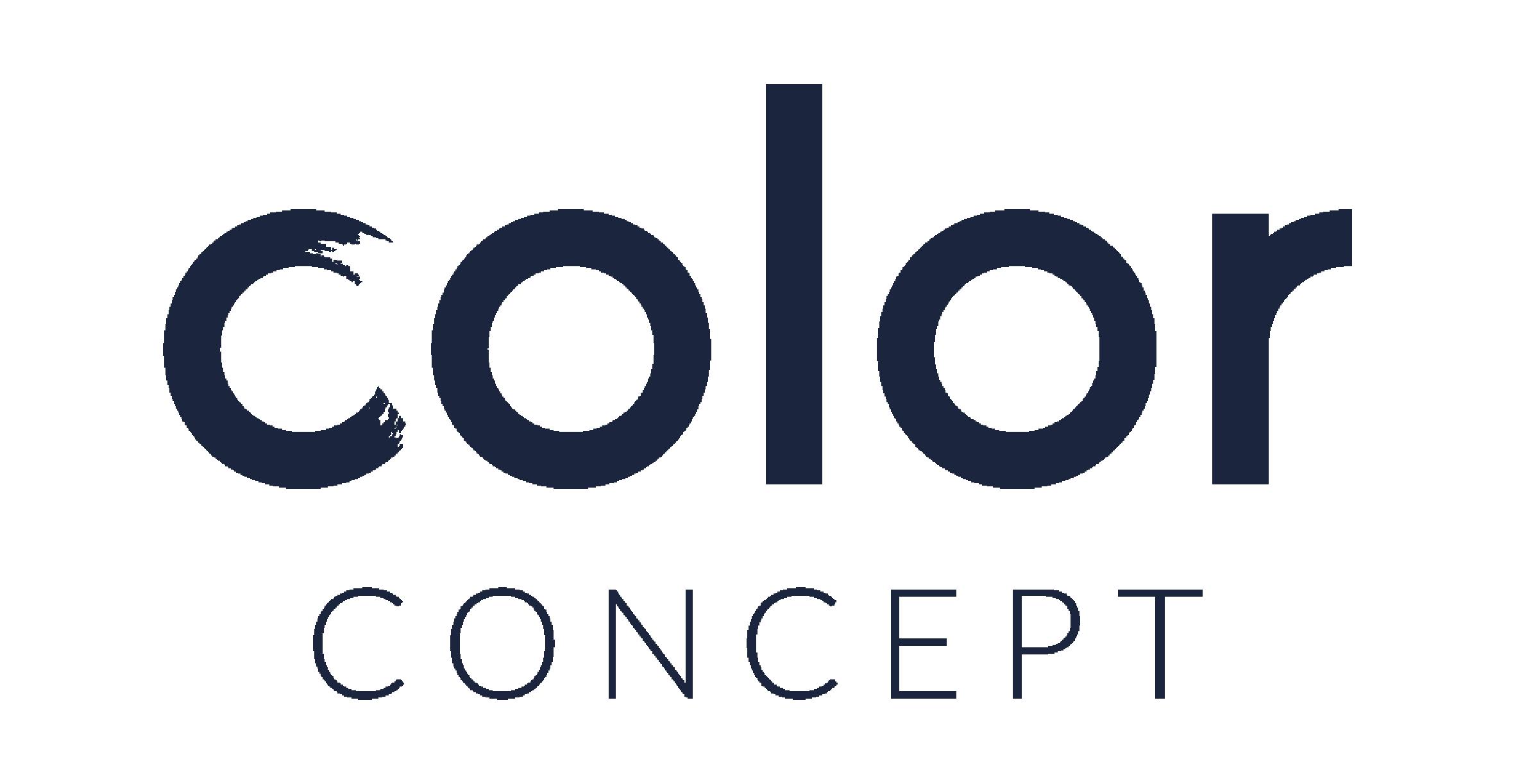 Color Concept Logo